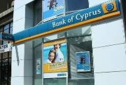 Bank of Cyprus vrea sa isi majoreze detinerea la Banca Transilvania