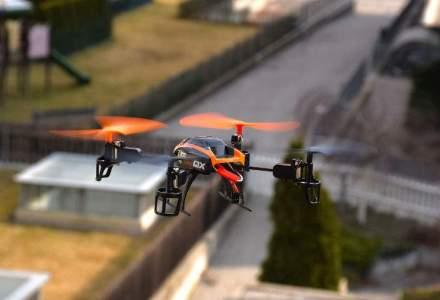 "Dronele, ""De la Pamant la Luna"": La ce preturi poti decola?"