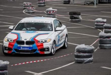 (P) Noi provocari pentru pasionatii de viteza: Smart Driving Series