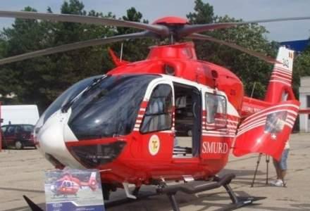 """Pilot diagnosticat cu malarie, adus de urgenta de la Bacau la Spitalul """"Victor Babes"""" din Capitala"""