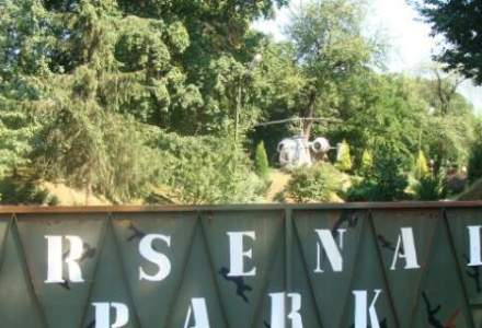 Investitie de trei milioane de euro la Arsenal Park Transilvania