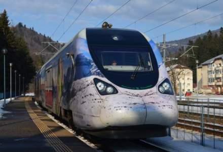 Pana in anul 2020, timpul de calatorie cu trenul in Romania va fi redus cu 20%