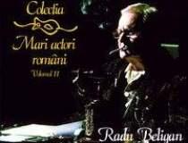 Radu Beligan pe CD, in...
