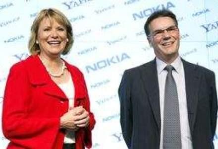 Nokia si Yahoo semneaza un parteneriat in domeniul Internetului mobil