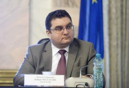 Iulian Matache, noul ministru al Transporturilor, un apropiat al lui Marian Oprisan
