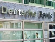 Deutsche Bank mai angajeaza...