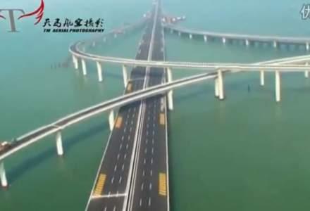 Poduri unice in lume. Unde au fost construite si cum arata