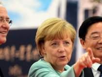 Angela Merkel: Zona euro va...
