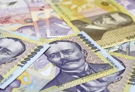 Ce estimari au bancherii pentru leu si principalele perechi valutare in urmatorul trimestru