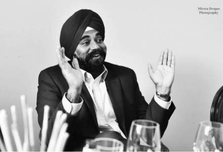 Pranz cu Ravinder Takkar: Chiar si cu cele mai bune intentii, cea mai buna tehnologie si bani multi nu poti sa fortezi o idee