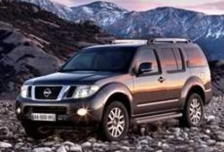 Nissan lanseaza in Romania noile Pathfinder si Navara