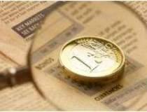Euro castiga teren in fata...