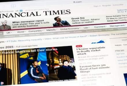 Vanzarea Financial Times: Nikkei promite ca va respecta independenta editoriala a publicatiei