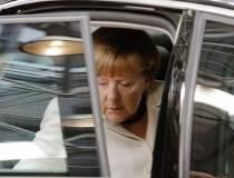 Angela Merkel a lesinat...