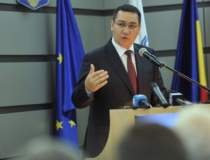 Ponta promite: Nu mai...