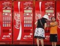 Coca-Cola deruleaza prima...