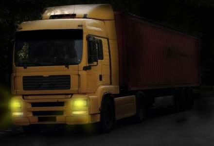Camion romanesc, atacat in Franta de agricultori revoltati de scaderea preturilor la alimente