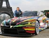 Ultimul BMW Art Car,...