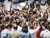 Efectul protestului din...