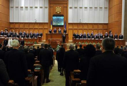 Lista RUSINII: De cate ori au vorbit parlamentarii in plen