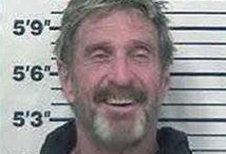 Creatorul antivirusului McAfee, arestat pentru conducere sub influenta unor substante interzise