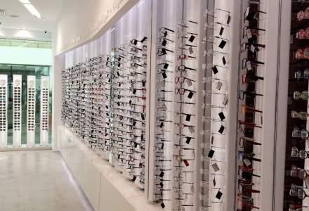 Operatorul magazinelor Optiblu, afaceri in crestere cu 33% in S1