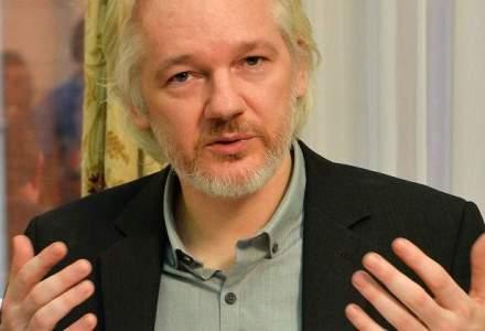 Julian Assange beneficiaza de joi de o prescriere, care nu schimba cu nimic situatia fondatorului WikiLeaks
