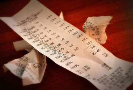 La a doua extragere lunara a Loteriei fiscale au iesit castigatoare bonurile de 364 lei din 23 iulie