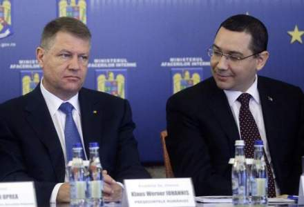 Victor Ponta: Iohannis a fost de acord cu TVA de 20%, dar cu restul masurilor de la o data ulterioara