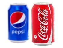 Coca Cola vs. Pepsi. Ce...