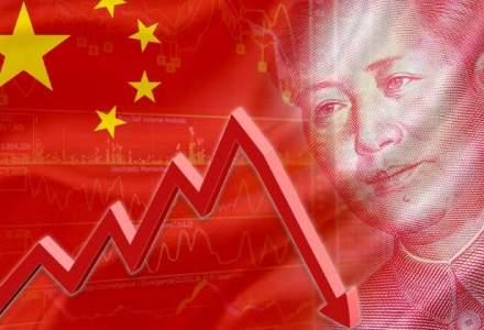 Bursa din China a inchis in declin cu 8,7%, cel mai mult dupa 2007