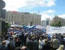 Proteste la Cotroceni...