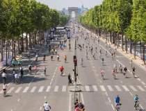 Circulatia rutiera in Paris...