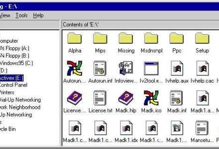 Cinci momente cheie la 20 de ani de la lansarea Windows 95: cum am trecut prin doua decenii de tehnologie