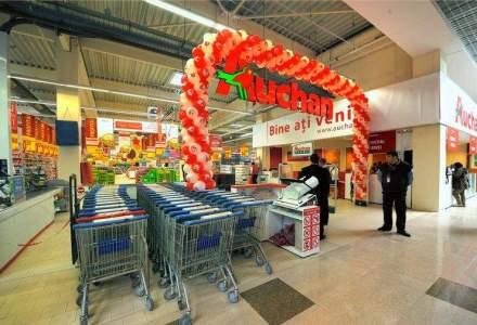 TRANZACTIE. NEPI cumpara Auchan Titan cu 86 milioane de euro