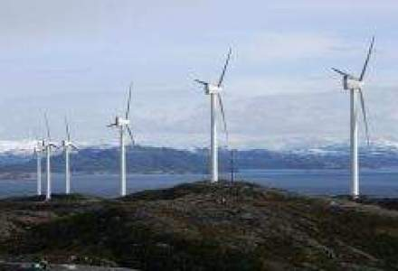 Investitia de 1,1 mld. euro in vant a CEZ da roade: 5 turbine produc electricitate