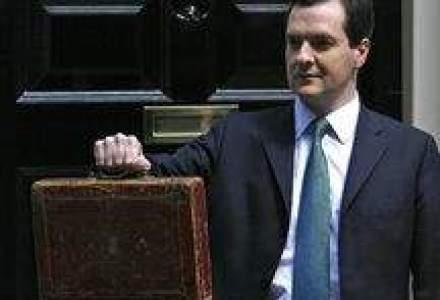 """Bugetul de austeritate din Marea Britanie, """"unul dur, dar corect"""""""