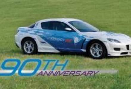Mazda aniverseaza anul acesta 90 de ani