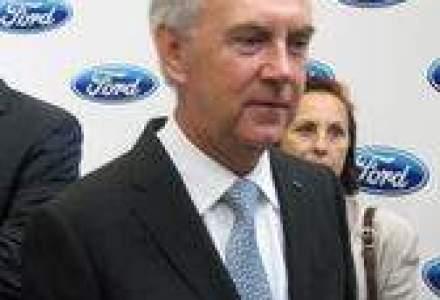John Fleming, Ford: Industria auto europeana are o supracapacitate de 35%