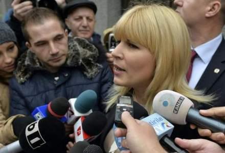 Elena Udrea: Voi incerca sa fiu un parlamentar foarte activ