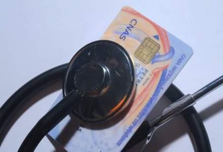 CNAS atentioneaza: Cardul de sanatate nu tine loc de bilet de trimitere si nici de internare