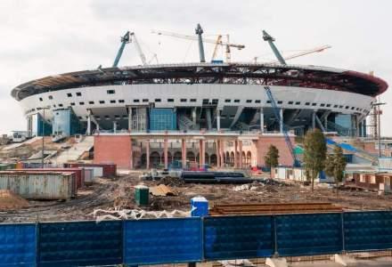 Cupa Mondiala, in pericol? Constructorii stadioanelor din Rusia ameninta cu judecata din cauza conditiilor de lucru si a intarzierii de plata cu lunile