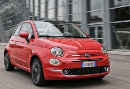 Fiat 500 a primit un facelift. Pretul depaseste 12.000 euro