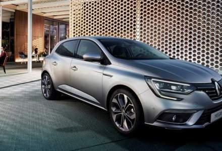 Renault a prezentat cea de-a patra generatie a modelului Megane