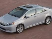 Lexus retrage modelul HS250h...