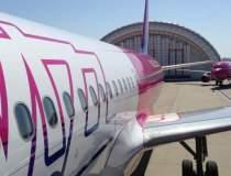 Wizz Air, trei noi zboruri...