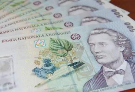 Studiu: salariile romanilor au crescut cu 4,5% in acest an