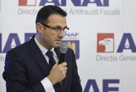 Vicepresedintele ANAF, Romeo Nicolae, retinut pentru trafic de influenta, si-a depus demisia