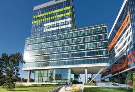 Skanska inaugureaza a doua cladire din Green Court Bucharest, o investitie de 35 mil. euro. Aici vor fi birourile Carrefour si Colgate