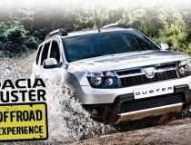 Dacia promoveaza Duster pe un...